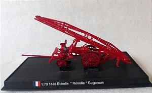 """Ixo - Escada móvel Echelle """"Rosalie"""" Gugumus 1888 - 1/73"""