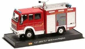 Ixo - IVECO Magirus TLF 16/25 2005 - 1/57