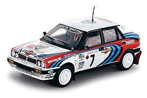 Ixo - Lancia Delta Integrale - Rallye de Montecarlo 1990 - 1/43
