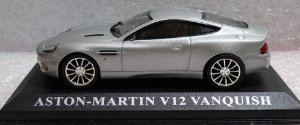 Ixo - Aston Martin V12 Vanquish - 1/43