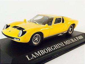 Ixo -  Lamborghini P400 Miura -1/43