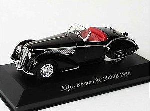 Ixo -  Alfa Romeo 8C 2900B 1938 -1/43