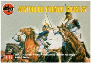 AirFix - Waterloo French Cavalry - 1/72
