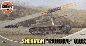 "AirFix - Sherman ""Calliope"" Tank - 1/76"