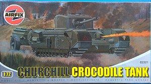 AirFix - Churchill Crocodile Tank - 1/76