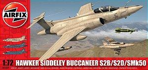 AirFix - Hawker Siddeley Buccaneer S2B/S2D/SMk50 - 1/72