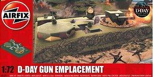 AirFix - D-Day Gun Emplacement - 1/72