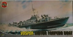 AirFix - Vosper Motor Torpedo Boat - 1/72