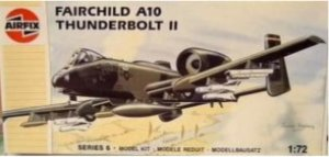 AirFix - Fairchild A10 Thunderbolt II - 1/72