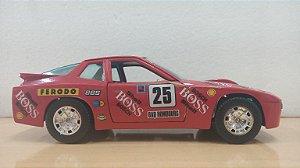 Burago - Porsche 924 Turbo (Sem Caixa) - 1/24