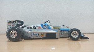 Burago - Carro de Fórmula Indy anos 90, Equipe Fictícia (Sem Caixa) - 1/24