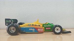 Burago - Benetton B188 Ford 1988 (Sem Caixa) - 1/24