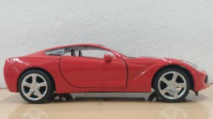 HTC - Ferrari FF Estilizada (Sem caixa ou marcas) - 1/32