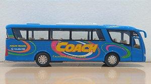 Kinsfun - Coach Bus com Fricção (Sem Caixa)