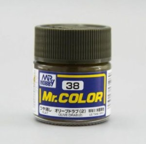 Gunze - Mr.Color 038 - Light Blue (Semi-Gloss)