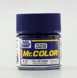 Gunze - Mr.Color 328 - Blue FS15050 (Gloss)