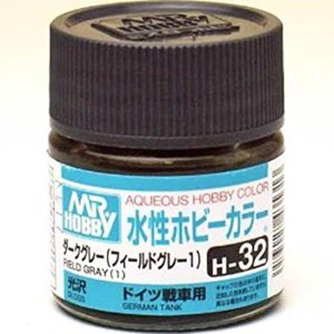 Gunze - Aqueous Hobby Colors H032 - Field Gray (1) (Gloss)