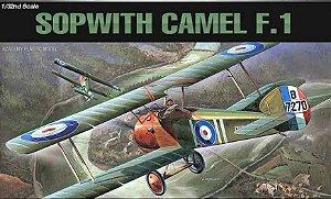 Academy - Sopwith Camel F.1 - 1/32
