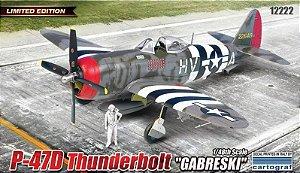 """Academy - P-47D Thunderbolt """"Gabreski"""" - 1/48"""