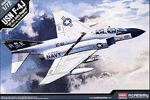 "Academy - USN F-4J ""VF-84 Jolly Rogers"" - 1/72"