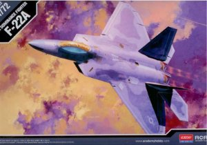 Academy - Air Dominance Fighter F-22A - 1/72
