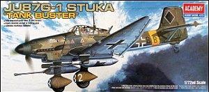"Academy - Ju-87G-1 Stuka ""Tank Buster"" - 1/72"