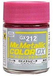 Gunze - Mr.Metallic Color GX212 - Metal Peach