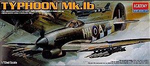 Academy - Hawker Typhoon Mk.Ib - 1/72