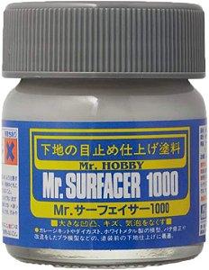 GUNZE - MR. SURFACER 1000 - PRIMER CINZA
