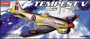 Academy - Tempest V - 1/72