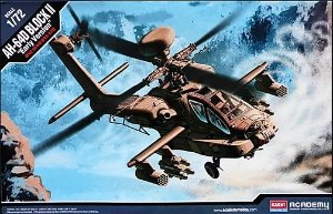 "Academy - AH-64D Block II ""Early Version"" - 1/72"