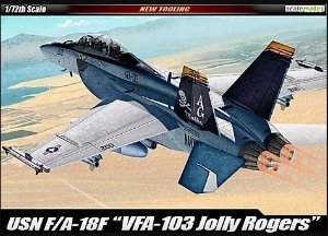 "Academy - USN F/A-18F ""VFA-103 Jolly Rogers"""