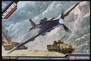 Academy - IL-2M & Panther D - 1/72