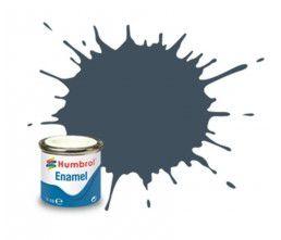 HUMBROl - ENAMEL 112 - TARMAC GREY - MATT