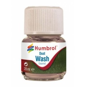 HUMBROL - ENAMEL 208 - WASH DUST