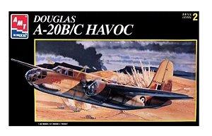 AMT ERTL - DOUGLAS A-20B/C HAVOC - 1/48