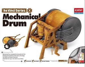 Academy - Da Vinci's Mechanical Drum
