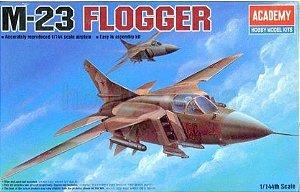 Academy - MiG-23 Flogger - 1/144