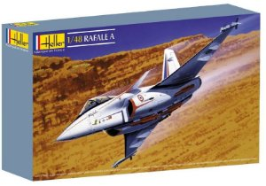 Heller - Rafale A - 1/48