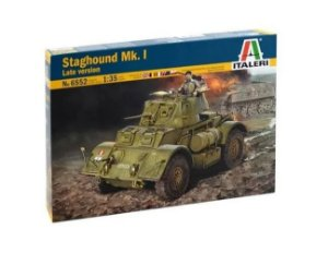 Italeri - Staghound Mk. III - 1/35