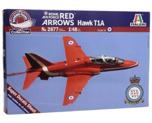 ITALERI - RED ARROWS HAWK T1A - 1/48