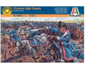 ITALERI - PRUSSIAN LIGHT CAVALRY - 1/72