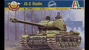 ITALERI - JS-2 STALIN 1/72