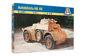 ITALERI - AUTOBLINDA AB 40 - 1/35