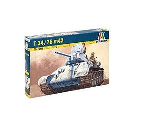 ITALERI - T34 / 76 M42 1/72