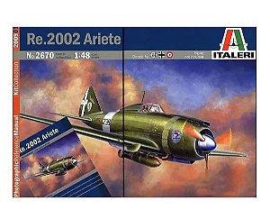 ITALERI - RE. 2002 ARIETE - 1/48