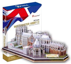 CubicFun - Westminster Abbey - Puzzle 3D