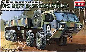 Academy - U.S. M97 8x8 Cargo Truck - 1/72