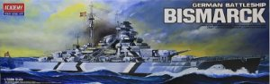 Academy - German Battleship Bismarck - 1/350