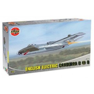 AIRFIX - ENGLISH ELECTRIC CANBERRA B(1)8 - 1/48